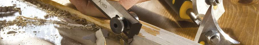 Werkzeuge und Klingen
